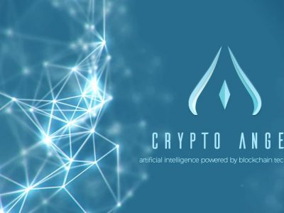 Crypto Angel is the Virtual Life Assistant Powered by A.I