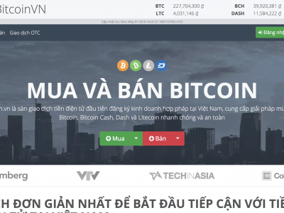 bitcoin vietnam domain name