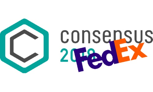 FedEx CEO at Consensus: 'Blockchain To Completely Revolutionize Trade Across Borders'