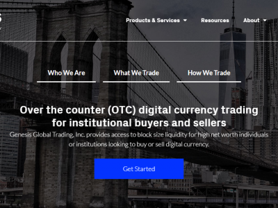 Genesis Global Trading BitLicense