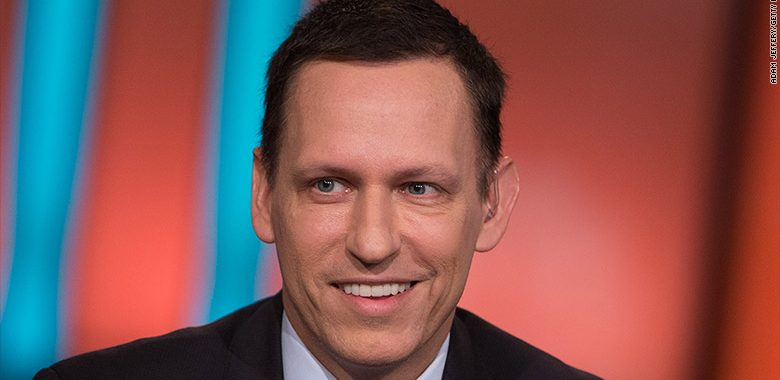 Peter Thiel Reportedly Backing a Crypto Broker-Dealer Startup