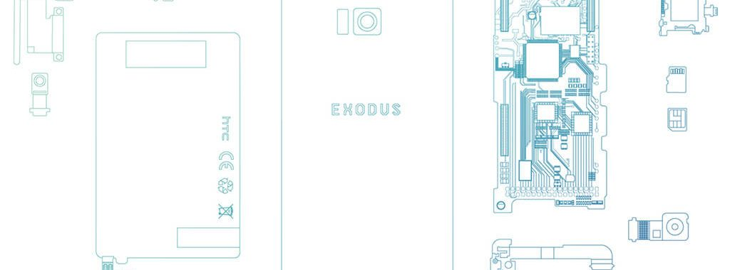 HTC Exodus Is the First Blockchain-Powered Smartphone