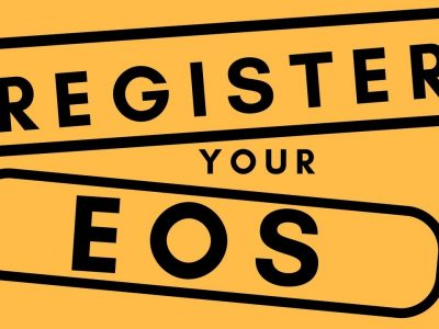 The EOS Token Swap is Near and You Need to Register Your Coins