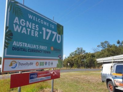 Visit This Australian Beach Town and Pay in Bitcoin