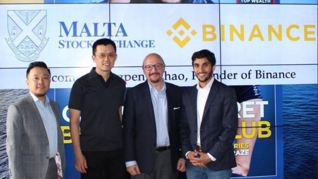 Binance Partners Up With Malta Stock Exchange for the MSX FinTech Accelerator Programme
