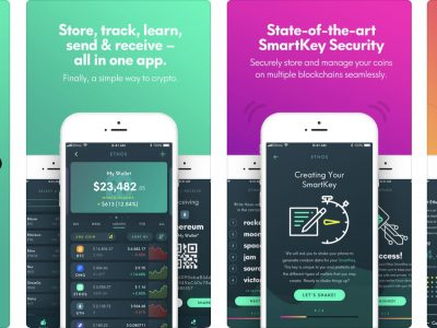 Ethos Universal Wallet Is Now Available
