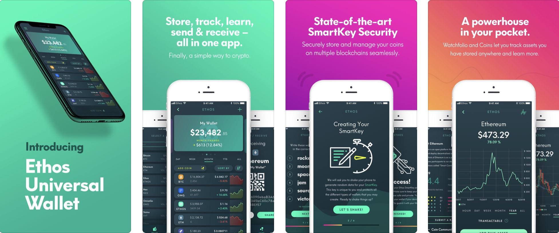 Ethos Universal Wallet Is Now Available Allcrypto