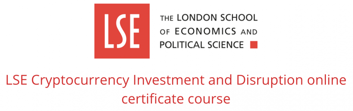 London School of Economics Offers Online Cryptocurrency Investment Course