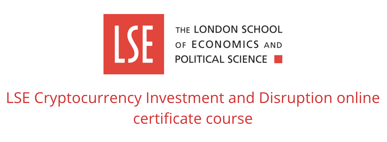 lse cryptocurrency course