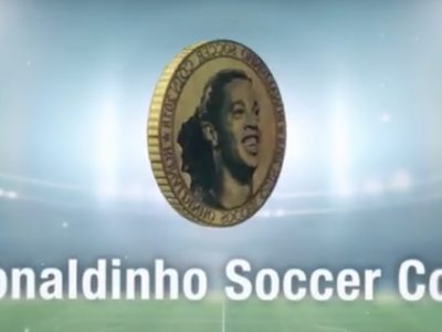 world soccer coin