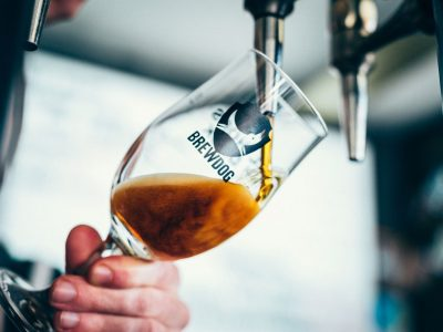 Buy Your Mate a Pint With Bitcoin at Brewdog