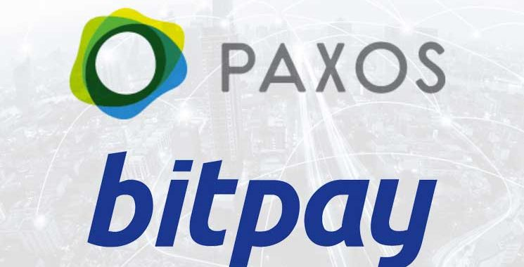 BitPay-Paxos Collaboration Will Add Stability to Transactions