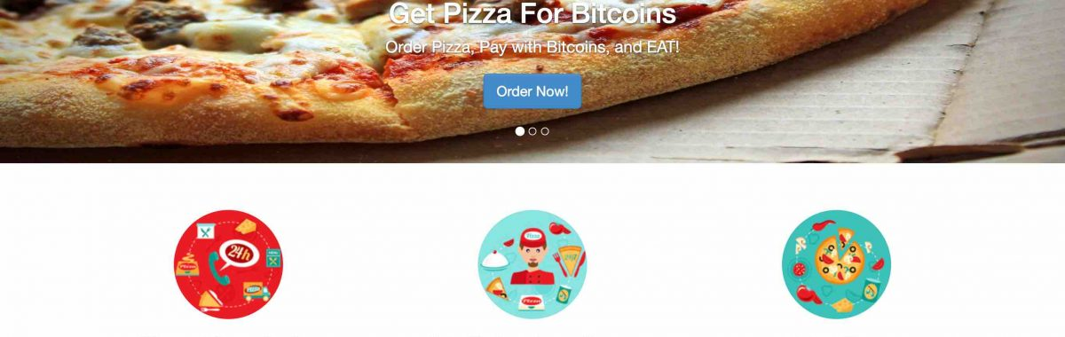 You Can Now Pay for Your Food Delivery Using Crypto