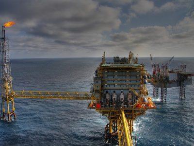 oil-trading blockchain platform
