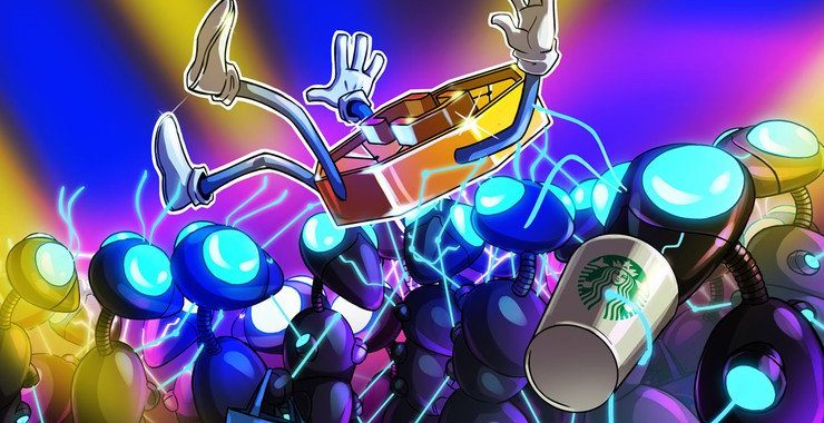 Bitcoins for Frappuccino: Will Starbucks' Crypto Endeavours Pave the Way for Mainstream Adoption?