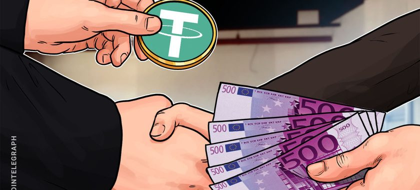 Binance exchange partner Simplex to roll out Tether to euro offramp