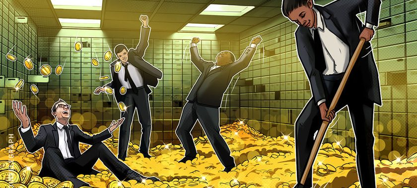 5 largest regulated US digital asset managers hold over $46B of crypto