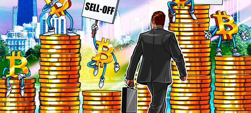 3 on-chain indicators suggest the Bitcoin price sell-off is losing steam